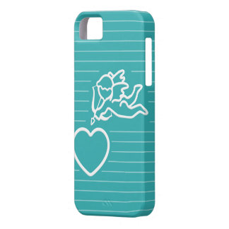 Cupid Strikes custom iPhone 5 case-mate