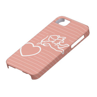 Cupid Strikes custom iPhone case-mate