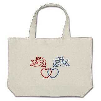 Cupid Strikes TWICE custom bag – choose style