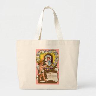 Cupid Vintage Valentine's Day Bag