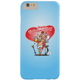 Cupid with a beer barely there iPhone 6 plus case