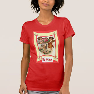 Cupids and flowers T-Shirt