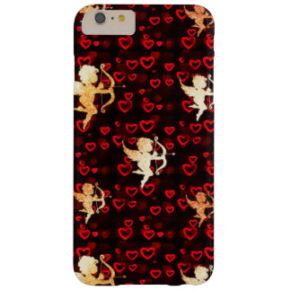 Cupids and Hearts Barely There iPhone 6 Plus Case