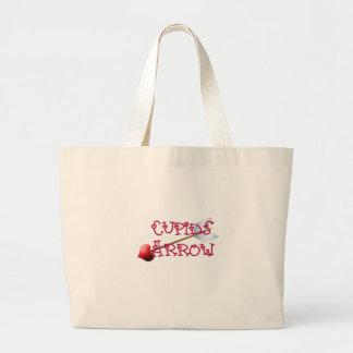 Cupids Arrow Tote Bag