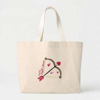Cupids Arrow Bag