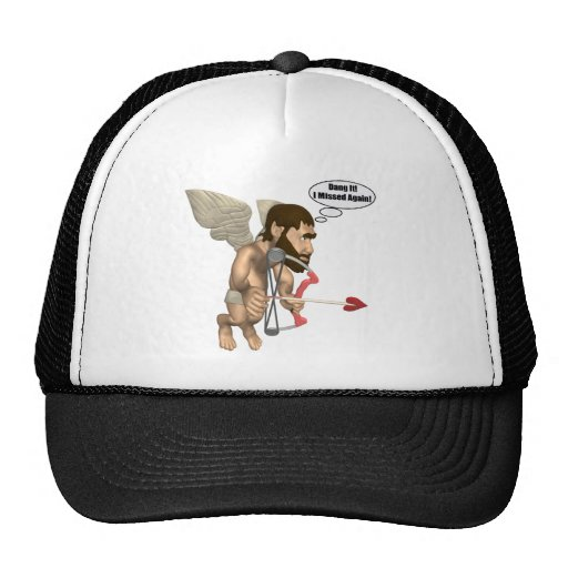 Cupid's Arrow T-shirts and Gifts Trucker Hats