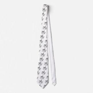 Cupid's Arrow Tie