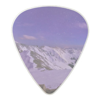 Cupid's Celestial View Acetal Guitar Pick