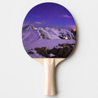 Cupid's Celestial View Ping Pong Paddle