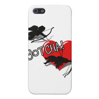 Cupid's Down - GOTCHA iPhone 5 Cover