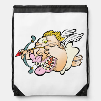 Cupid's Drawstring Backpack