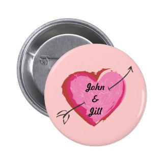 Cupid's Heart Button