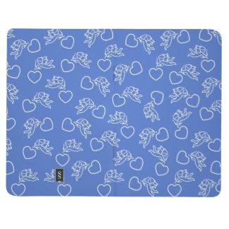 Cupids & Hearts custom color pocket journal