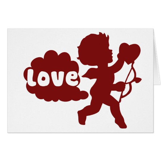 Cupids Love Fart Card
