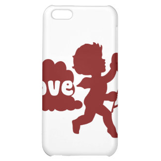 Cupids Love Fart iPhone 5C Cover