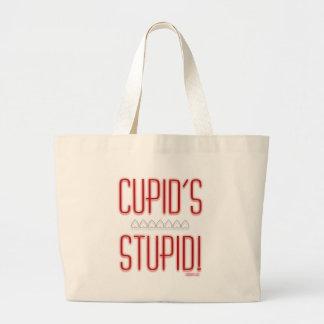 Cupid's Stupid! Canvas Bag