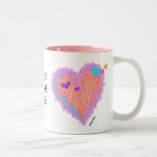 CUPS, MUGS - Cross My Heart