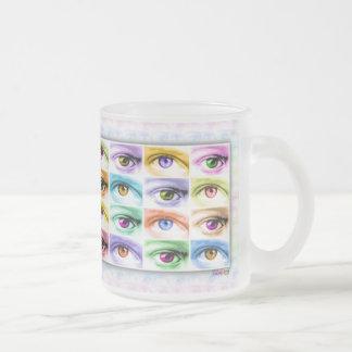 Cups, Mugs - Pop Art Eyes