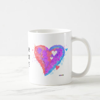 CUPS, MUGS - Torn Heart