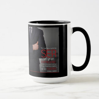 Cups of motivation and leadership