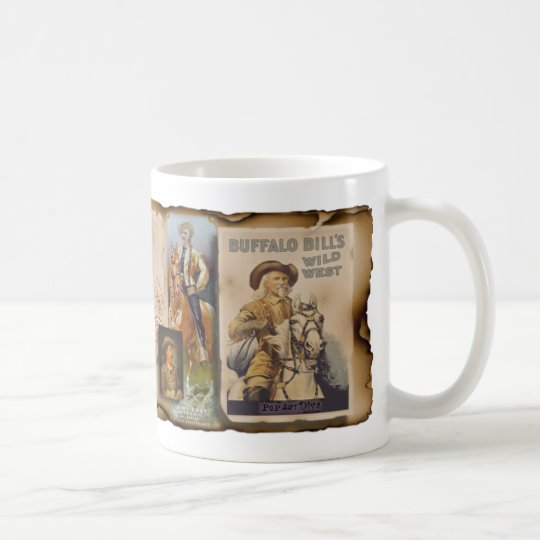Cups, Travel Mugs, Steins - Buffalo Bill Cody