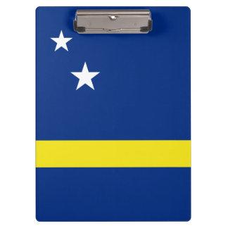 Curacao Flag Clipboard