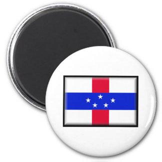 Curacao Flag Magnet