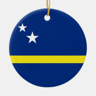Curacao Flag Ornament