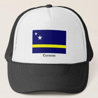 Curacao flag souvenir hat