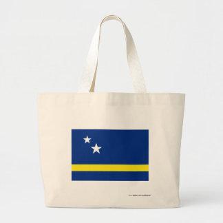 Curacao Flag Jumbo Tote Bag