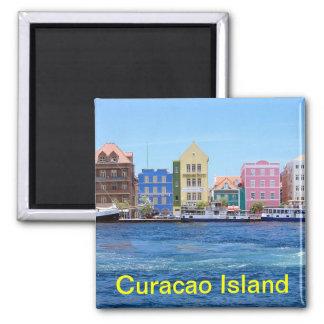 Curacao Island magnet