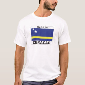 Curacao Made In T-Shirt