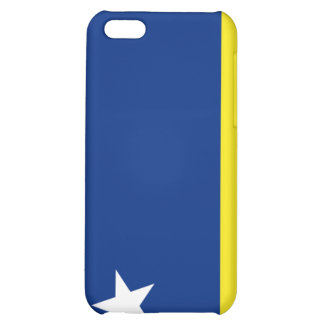 Curacao National Nation Flag Case Symbol iPhone 5C Case