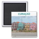 Curacao Refrigerator Magnet