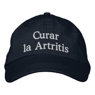 """""""Curar la Artritis"""" - Bordados Hat Embroidered Hats"""