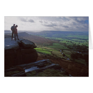 Curbar Edge card