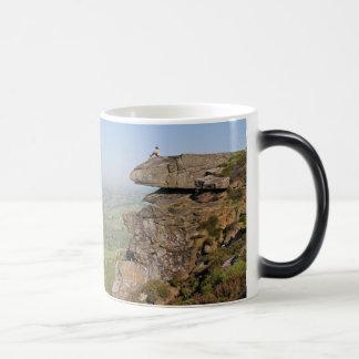 Curbar Edge mug