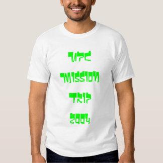 Curch Mission Tshirt