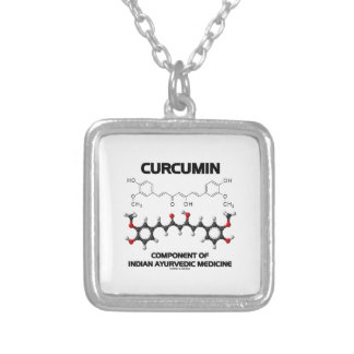Curcumin Component Of Indian Ayurvedic Medicine Necklaces