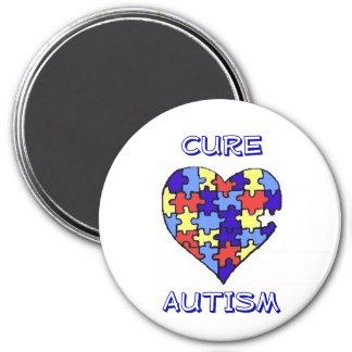 """""""Cure Autism"""" Magnet"""