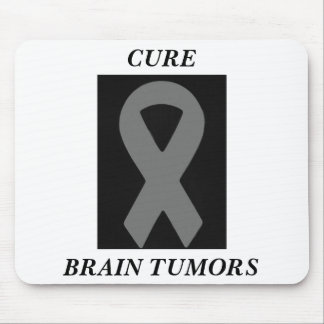 CURE BRAIN TUMORS MOUSEPAD