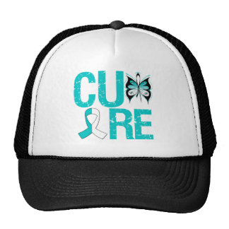 Cure Cervical Cancer Trucker Hats