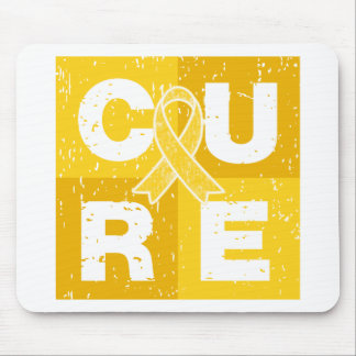 CURE COPD Cube Mouse Pad