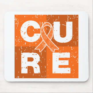 CURE COPD Distressed Cube Mouse Pads