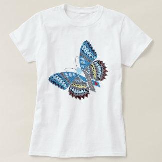 Cure Diabetes Butterfly Tee