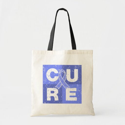 CURE Eosinophilic Disorders Cube Canvas Bags