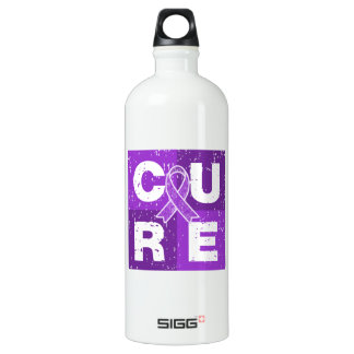 CURE Epilepsy Distressed Cube SIGG Traveller 1.0L Water Bottle