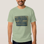 cure for bluegrass tee shirts