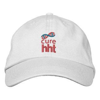 Cure HHT Adjustable Hat Baseball Cap