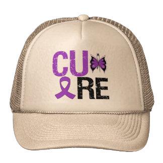 Cure Leiomyosarcoma Mesh Hat